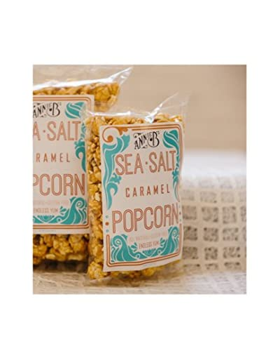 Annie B's Sea Salt Caramel Popcorn