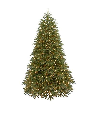 National Tree Company 7.5' Feel Real Jersey Fraser Fir Medium Hinged Tree