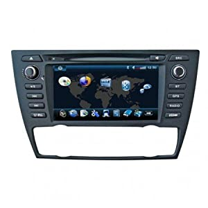 Pioeneer Intelligent (2005-onwards) BMW 3 Series E91 6-8 Inch Touchscreen Double-DIN Car DVD Player & In Dash Navigation System,Navigator,Build-In Bluetooth,Radio with RDS,Analog TV, AUX&USB, iPhone/iPod Controls,steering wheel control, rear view camera inp