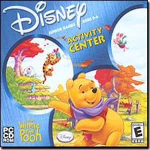 amazon   disneys winnie the pooh activity center video