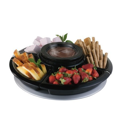 Oster TSP100 Serving Platter with Center Warming Pot