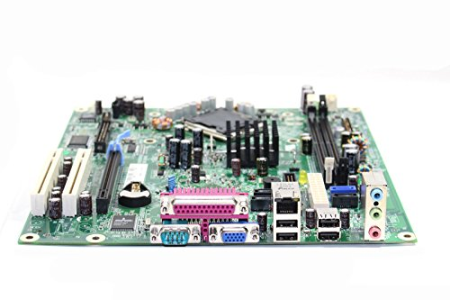 Dell ATI Radeon Xpress 200 Socket 775 Intel Pentium 4 / Celeron MotherBoard For Optiplex GX320 DT (Desktop) or SMT (Small Mini Tower) Systems Part Numbers: MH651, CU395, UP453, TY915