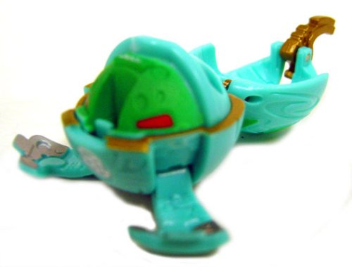 Bakugan Single LOOSE Figure Zephyros STINGLASH [Green] - 510G - 1