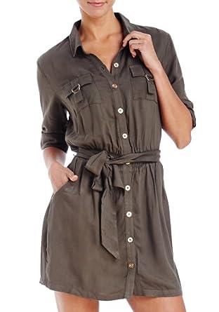 2B Paige Shirt Dress 2b Day Dresses Juniper-s