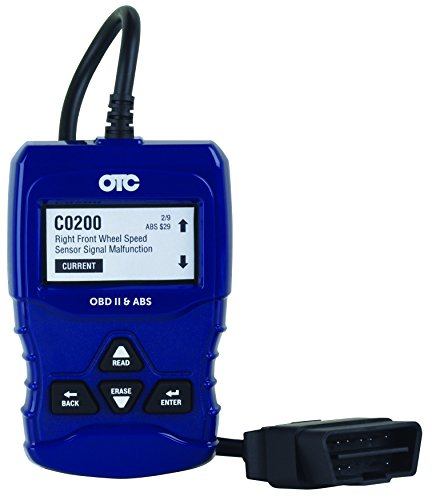 OTC Tools 3208 OBD II & ABS Scan Tool with Enhanced Engine and Transmission Codes (Otc Transmission Tools compare prices)