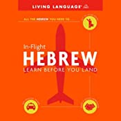 In-Flight Hebrew: Learn Before You Land | [Living Language]