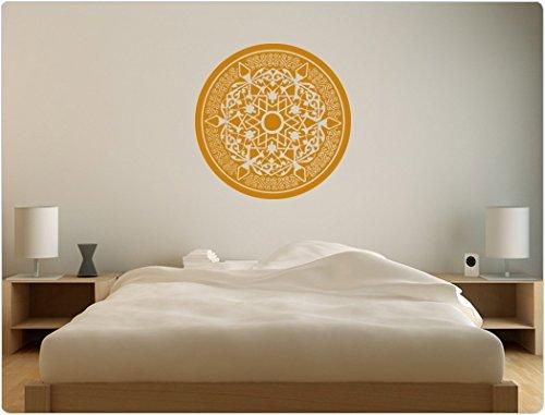 i love wandtattoo 10095 wandtattoo orientalisches ornament wohnzimmer wandaufkleber wandsticker. Black Bedroom Furniture Sets. Home Design Ideas