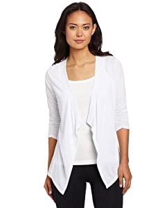 Soybu Women's Vita Cardigan, White, Medium