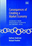 img - for Consequences of Creating a Market Economy: Evidence from Household Surveys in Central Asia by Kathryn Anderson (2003-06-26) book / textbook / text book
