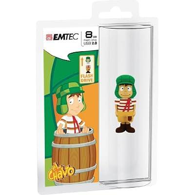 EMTEC El Chavo 8 GB USB 2.0 Flash Drive