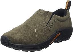 Merrell Men\'s Jungle Moc Slip-On Shoe,Gunsmoke,12 M US