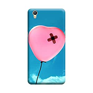 Ebby Premium Printed Mobile Back Case Cover With Full protection For Oppo A37 (Designer Case)