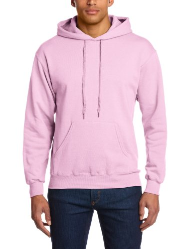 fruit-of-the-loom-12208b-sweat-a-capuche-shirt-homme-rose-52-rose-taille-m-de-48-50