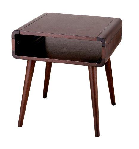 Cheap Adesso Portland End Table, Dark Walnut (AZ00-32419×6740)