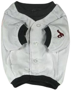 Sporty K9 Atlanta Braves Baseball Dog Jersey, X-Large at Amazon.com
