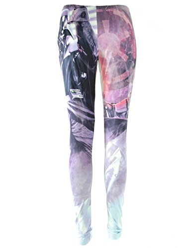 Star Wars -  Leggings  - Donna multicolore X-Large