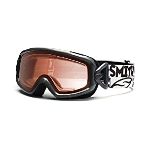 Smith Optics Sidekick Youth Goggle (Black, Rc36)