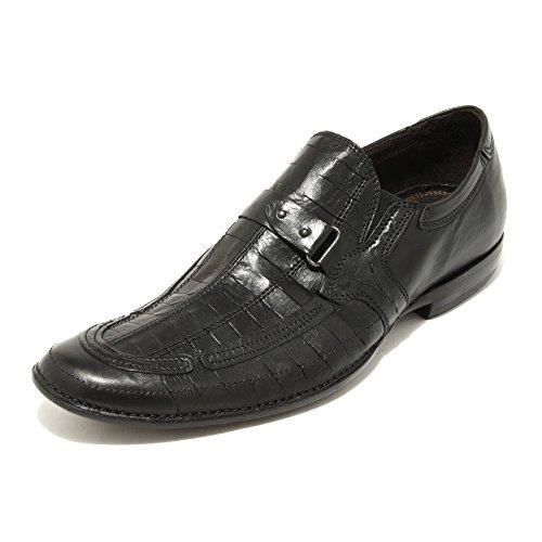 9018G scarpa uomo nero BARRACUDA calzatura shoes men [42.5]