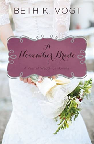 A November Bride (A Year of Weddings Novella Book 12)
