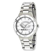 buy Ladies Nfl Chicago Bears Mother Of Pearl Watch