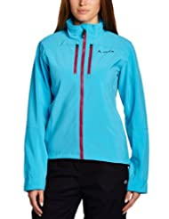 VAUDE Qimsa Women's Softshell Jacket blue skyline Size:44