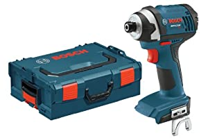 Bosch IDS181BL 18-volt Lithium-Ion Compact Tough 1/4-Inch Hex Impact Driver- Bare Tool with L-Boxx-2 and Exact-Fit Insert Tray at Sears.com