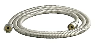 KOHLER K-8593-BN MasterShower 72-Inch Metal Shower Hose, Vibrant Brushed Nickel