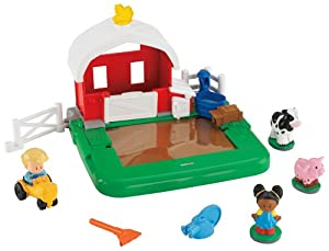 Fisher-Price Little People Apptivity Barnyard