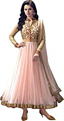 Bridal Collection light pink salwar suit