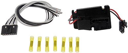 Dorman 973-536 HVAC Blower Motor Resistor Kit with Harness (2004 Chevy Venture Blower Motor compare prices)