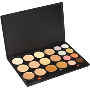KingMas Professional Cosmetics Makeup 20 Color Concealer Camouflage Palette