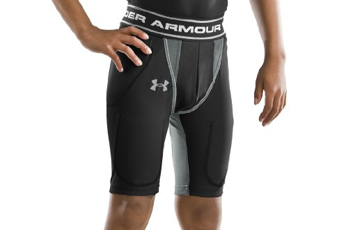 Boy's Six Pocket Girdle Bottoms by Under Armour