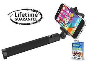 selfie stick foldable extendable button bluetooth light camera co. Black Bedroom Furniture Sets. Home Design Ideas