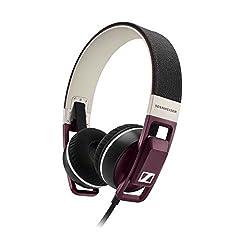Sennheiser Urbanite On-Ear Headphones - iPhone/iPod/iPad - Plum