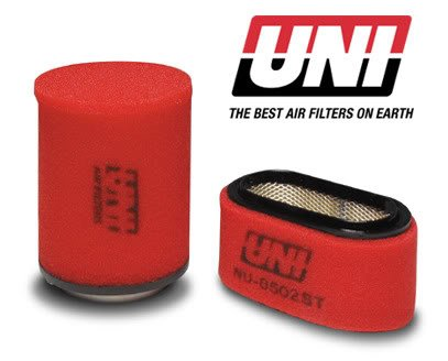 2006-2010 Yamaha Wolverine 450 ATV Multi-Stage Competition Air Filter (Wolverine 450 compare prices)