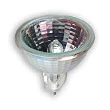GE Lighting 21457 50-Watt Edison Halogen Floodlight MR16 Light Bulb