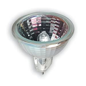 GE Lighting 21457 50-Watt Edison Halogen Floodlight MR16 Light Bulb
