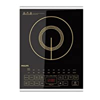 Pay Rs 3199 for Philips Viva Collection HD4938/00 2100-Watt Induction Cooktop