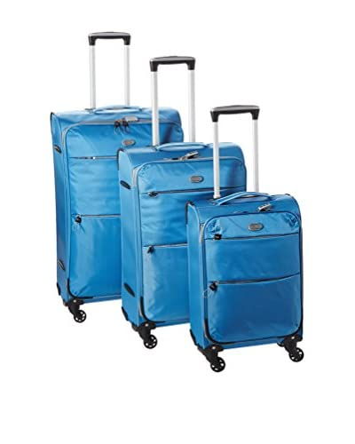 carpisa Set de 3 trolleys semirrígidos