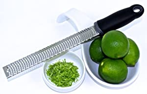 Best Premium Zester Grater - Versatile Tool is Ideal for Cheese, all Citrus Fruits,... by Smarty Pants Supplies