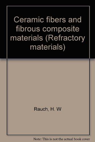 Ceramic Fibers and Fibrous Composite Materials PDF