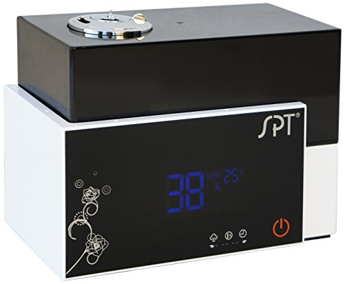 SPT SU-3600 Digital Ultrasonic Humidifier with Humidistat - 1