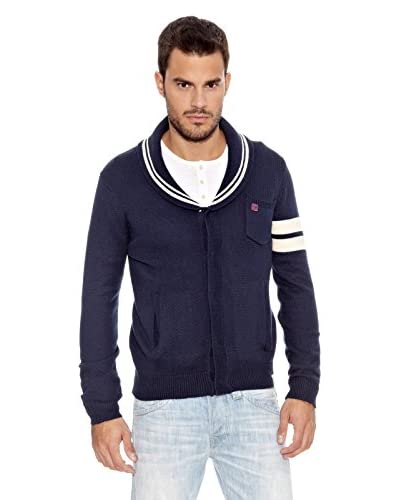 Pepe Jeans London Cardigan Clevely [Blu Scuro]