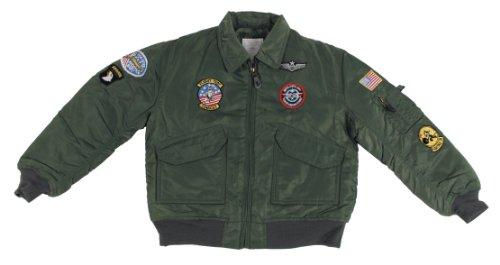 us-veste-pilote-cwu-kids-patches-couleurolivtaillexl