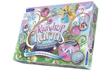 Raindrop Charms
