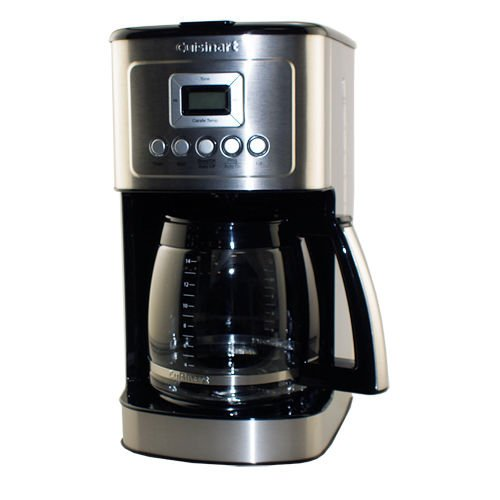 Cuisinart Coffee Maker Carafe Temperature : Cuisinart DCC-3200 Perfec Temp 14-Cup Programmable Coffeemaker Stainless Steel Coffee Outlet Direc