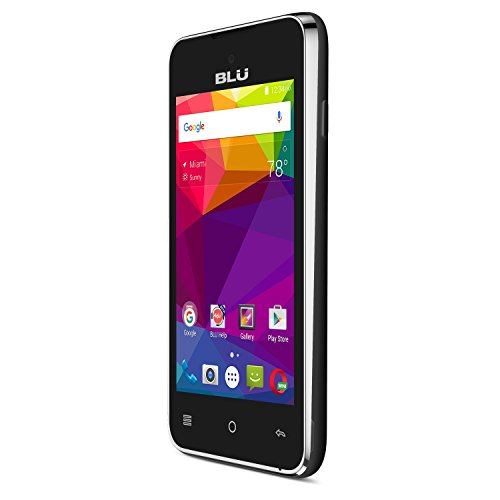 BLU Advance 4.0 L2 - US GSM Unlocked - Black