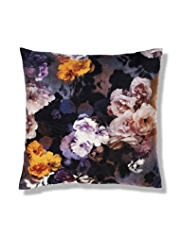 Curiosity Velvet Rose Cushion