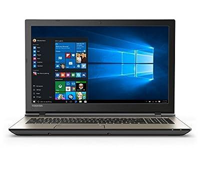 """Toshiba Satellite S55-C5162 S55-C/5162 15.6"""" Laptop (Brushed Metal)"""