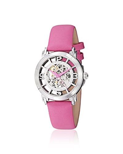 Stührling Women's Lady Winchester Pink/Silver Watch